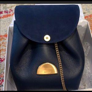 Polene Numero Uno Handbag - Blue